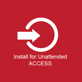 Install Unattended Access