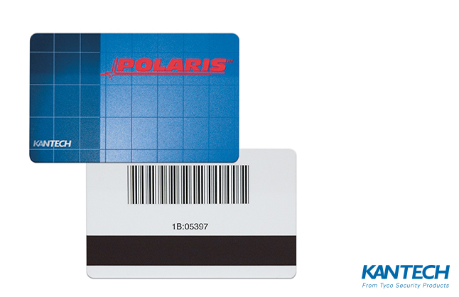 Kantech-Polaris-mag-stripe-card