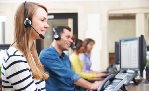 Hosted Contact Centre